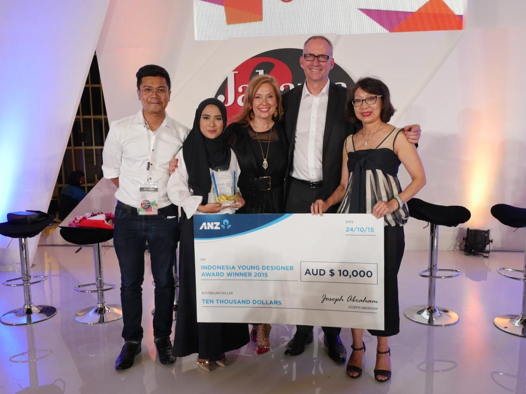 Jakarta designers smash Aust stereotypes