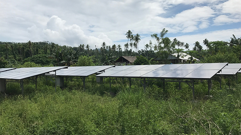 A bottom-line buyer's guide for power generation in Indonesia yields good news for renewables