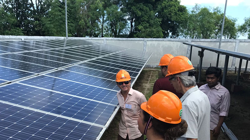 Renewable energy networks expand into eastern Indonesia