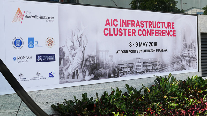Infrastructure conference brings it all together in Surabaya
