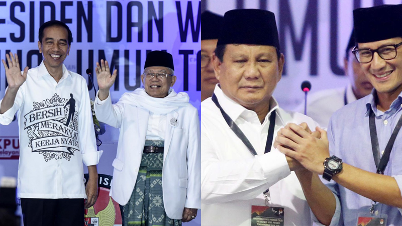 Guide to the 2019 Indonesian Elections: Path to the Presidency
