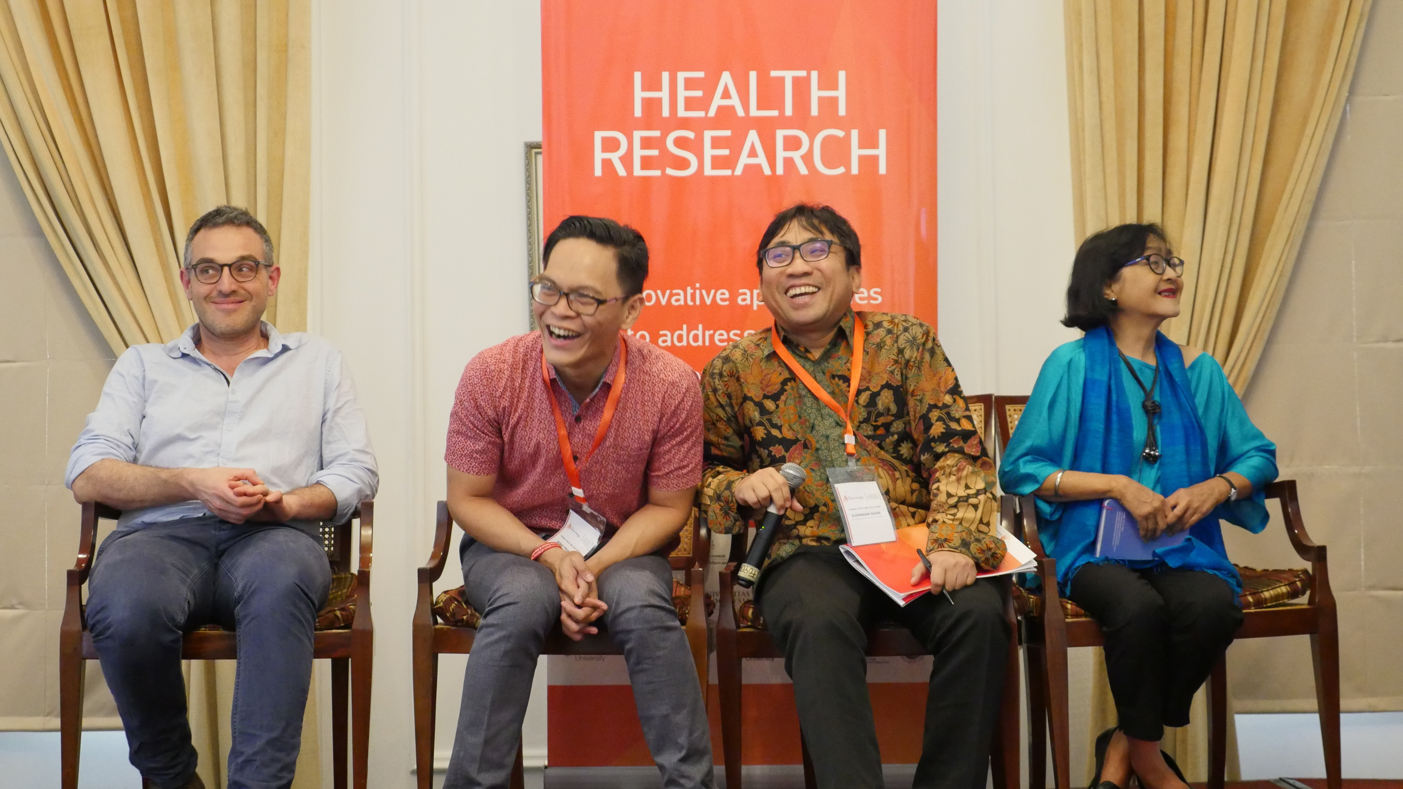 Building the Golden Generation: Health forum consolidates cross-sector innovation towards critical investment in health and education