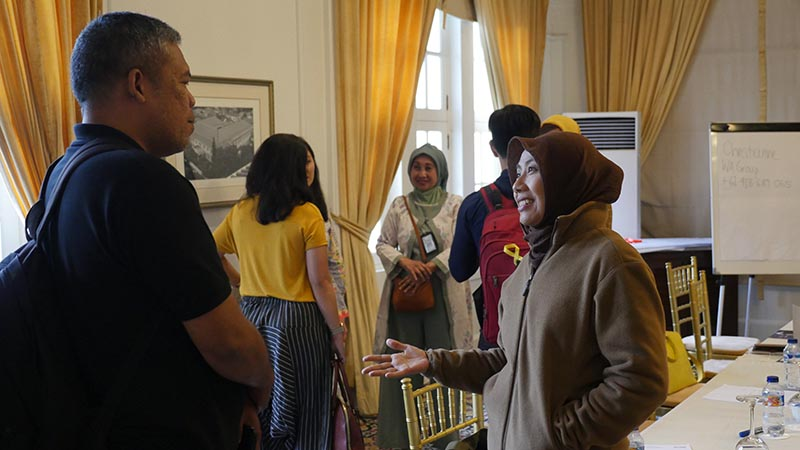 Roundtable feeds building momentum for better mental health and wellbeing in Indonesia