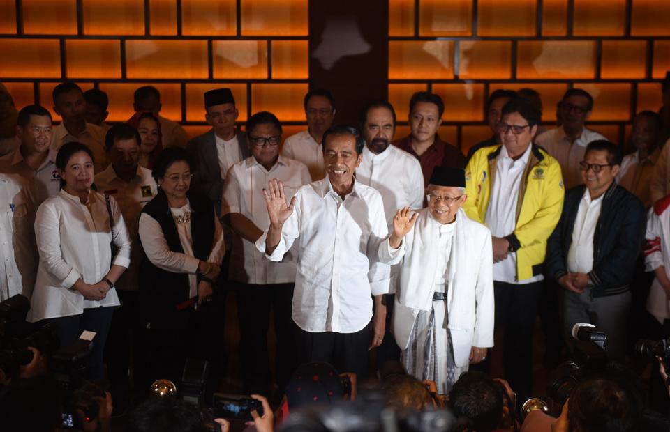 Indonesia Votes 2019: President Jokowi set to win second term