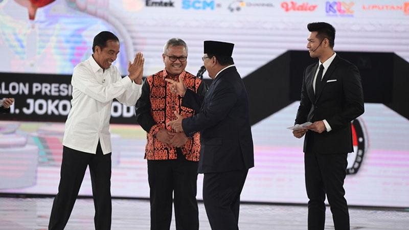 Indonesia votes 2019: Fourth debate pits Jokowi the Optimist against Prabowo the Nostalgic