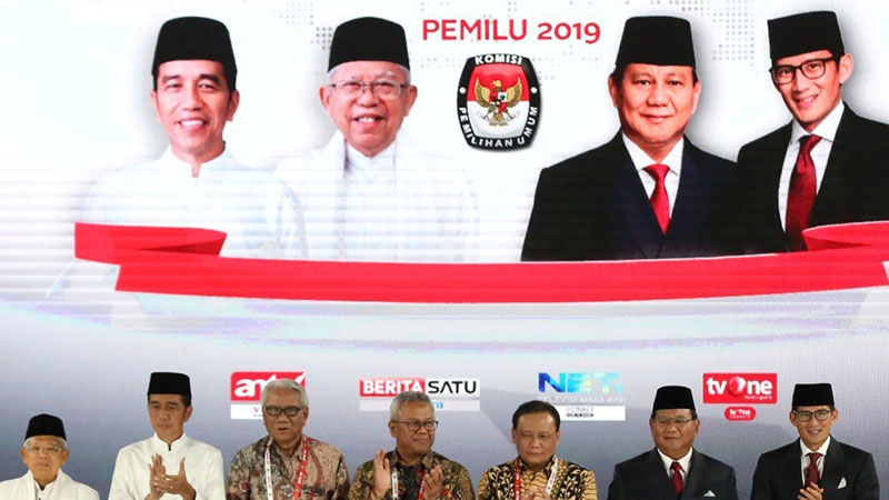 Indonesia votes 2019: The last shout