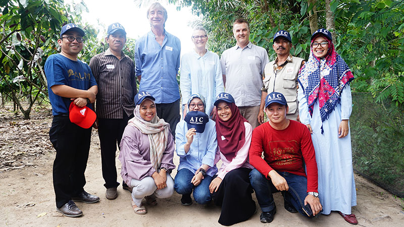 Extra support for West Sulawesi farmer health program