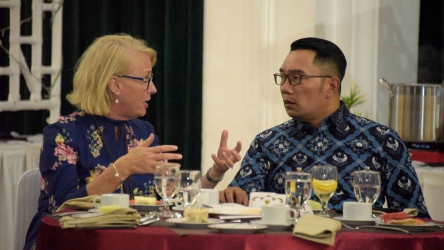 Shared values on show at Melbourne-West Java dialogue